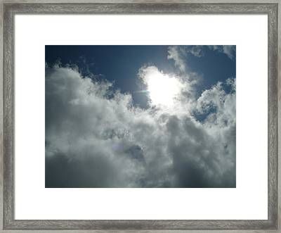 Angelic Framed Print