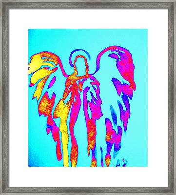 Angels Of Light Framed Print