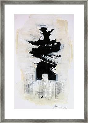 Anger Number Six Framed Print by Mark M  Mellon