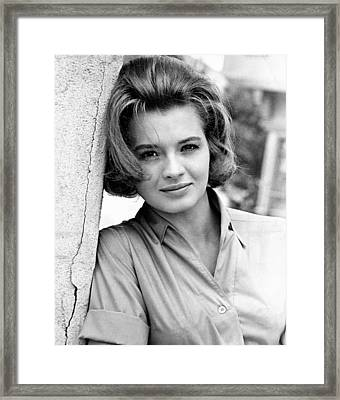 Angie Dickinson, 1963 Framed Print by Everett