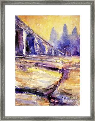 Angkor Wat Sunrise 3 Framed Print