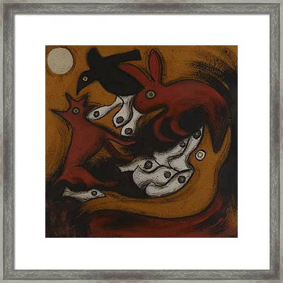 Animal Dream 1 Framed Print