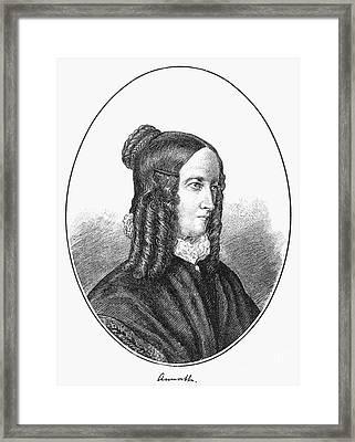 Annette Droste-hulshoff Framed Print