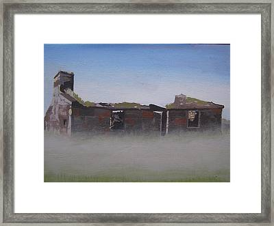 Another Abandoned Croft Framed Print