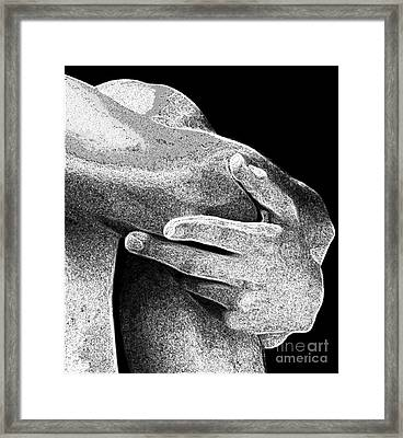 Another Left Hand Framed Print