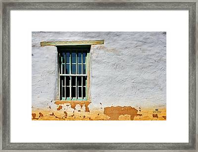 Another Time Framed Print by Russ Harris
