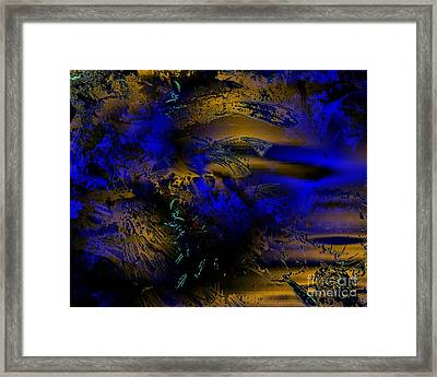 Another World Framed Print by Doris Wood