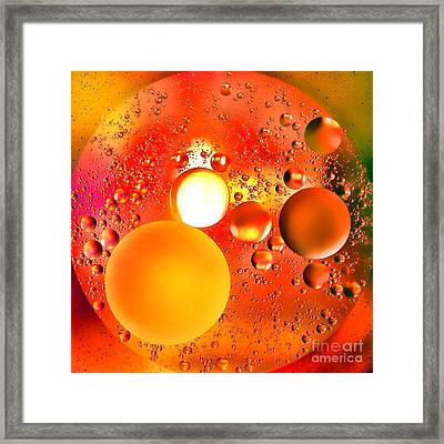 Another World Framed Print by Olivier Le Queinec