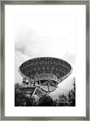 Antenna   Framed Print by Olivier Le Queinec