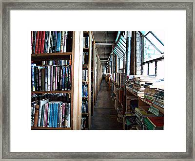 Framed Print featuring the photograph Anticipation by MJ Olsen