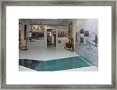 Antiques In Museum Room Framed Print by Jaak Nilson