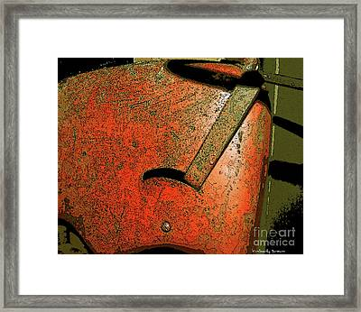 Antiquity Framed Print