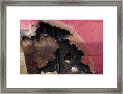 Ap19 Framed Print