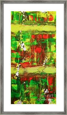 Apartment 720 Framed Print