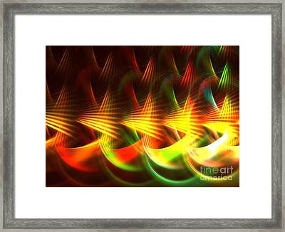 Apex Framed Print by Kim Sy Ok
