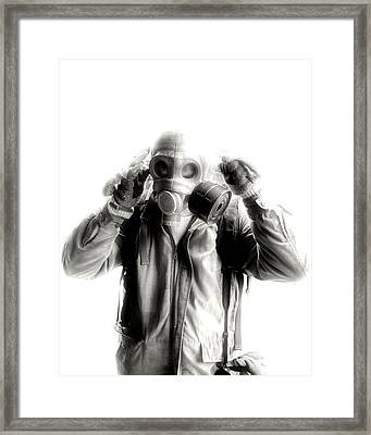 Apocalyse Now Framed Print by Alan Norsworthy