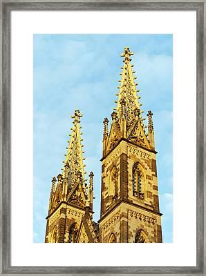 Apollinaris Church  Framed Print