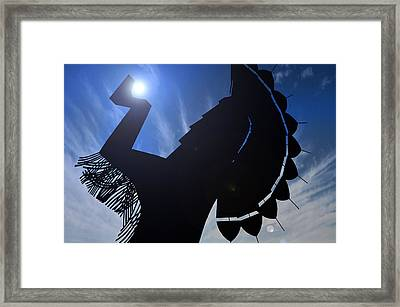 Apollo Framed Print
