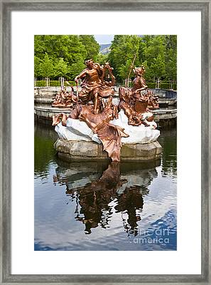 Apollo N Minerva Framed Print by Scotts Scapes