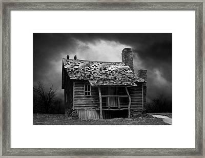 Appalachian Memories Framed Print by Ron Jones
