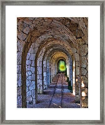 Appirition II Framed Print