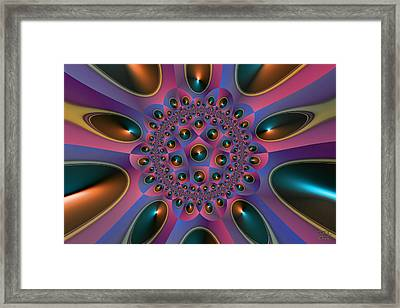 Approaching Apotheosis Framed Print by Manny Lorenzo