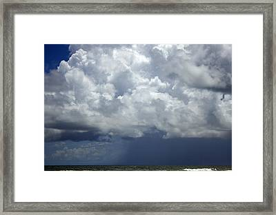 Approaching Storm IIi Framed Print