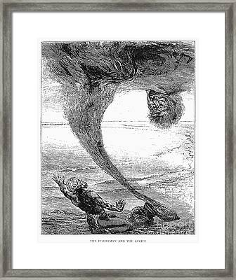 Arabian Nights, 1903 Framed Print by Granger