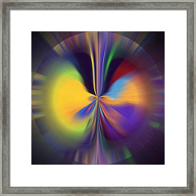 Arc Framed Print