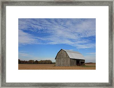 Arcadia Framed Print by Sheryl Burns