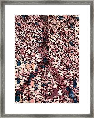 Archeological Peace Framed Print by Robert Haigh