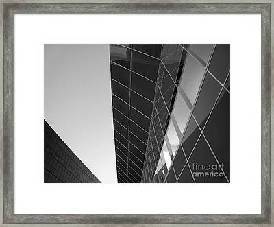 Archetectronics No 5 Framed Print