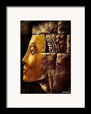 Arkhe Framed Prints