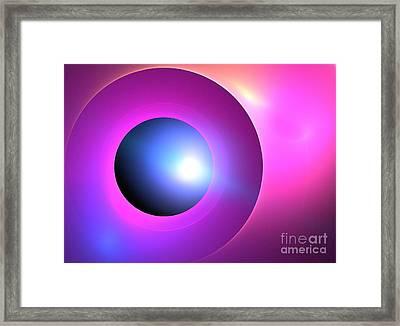 Arcturus Framed Print by Kim Sy Ok