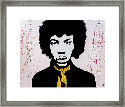 Are You Experienced Framed Print by Austin James