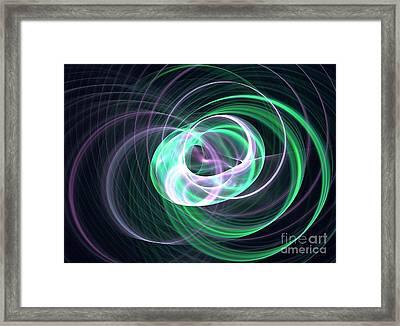 Argo Framed Print