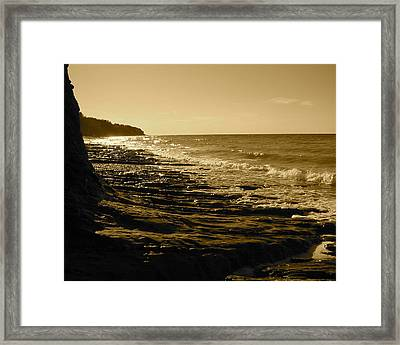 Arisaig Park Framed Print