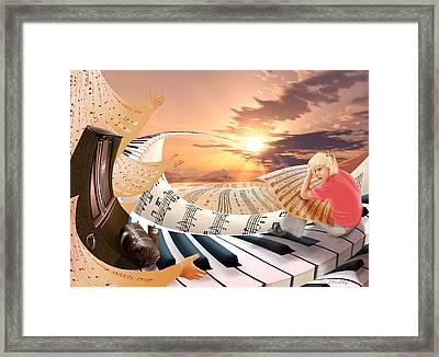 Arise Arise Framed Print