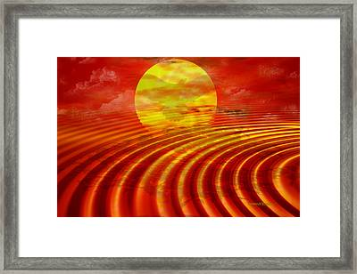 Arizona Framed Print by Robert Orinski