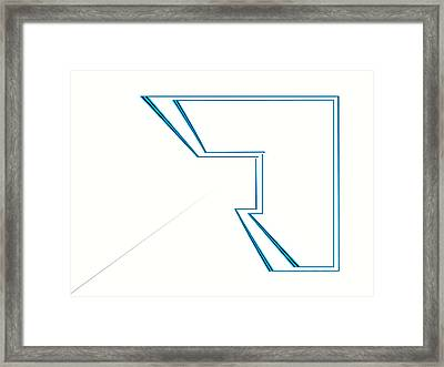 Arnav No.1 Framed Print by Danny Lally