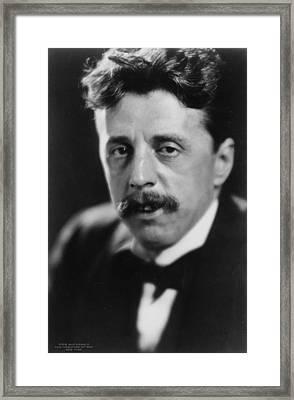 Arnold Bennett 1867-1931 Versatile Framed Print by Everett