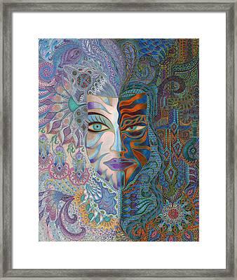Aroalba  Framed Print