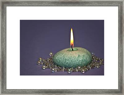 Aromatherapy Framed Print by Carolyn Marshall
