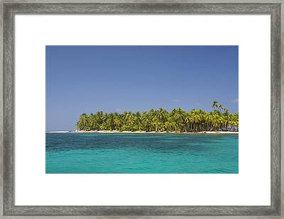 Arridup Island Framed Print by Gloria & Richard Maschmeyer