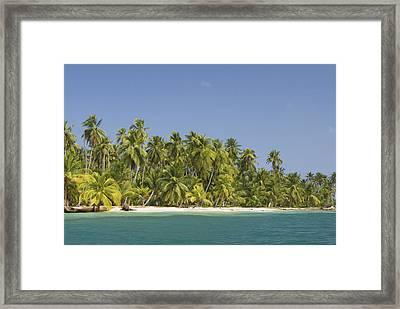 Arridup Island II Framed Print by Gloria & Richard Maschmeyer