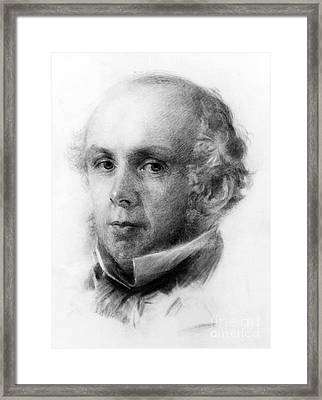 Arthur H. Clough (1819-1861) Framed Print