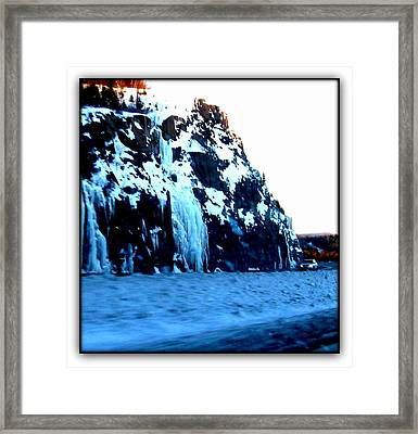 Framed Print featuring the photograph Artic Jewel  by Danielle  Parent