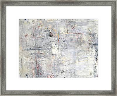 Artifact 18 Framed Print by Charlie Spear