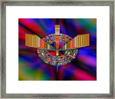 Artifact Framed Print by Anthony Caruso