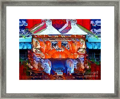Artistic Vision - Archifou 80 Framed Print by Aimelle